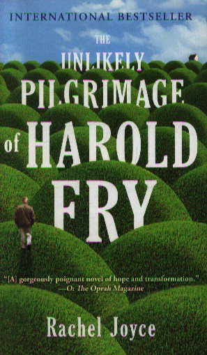 Unlikely pilgrimage of Harold Fry