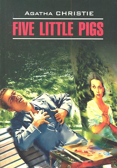 Five little Pigs / Пять поросят