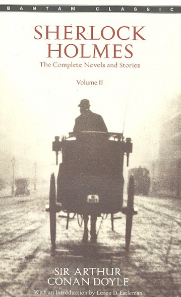 Sherlock Holmes The Complete Novels and Stories Vol.2