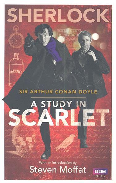 Sherlock A Study in Scarlet