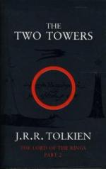 The two towers The Lord of the rings ч.2
