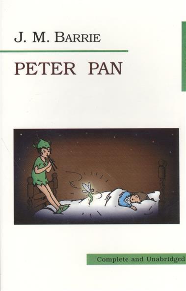 Peter Pan. Питер Пэн
