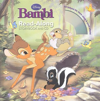 Bambi. Read-Along Storybook and CD