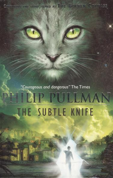 His Dark Materials 2 Subtle Knife