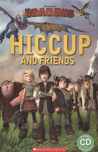 Hiccup and friends. Starter level (+CD)
