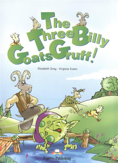 The Three Billy Goats Gruff! Story Book (+CD)