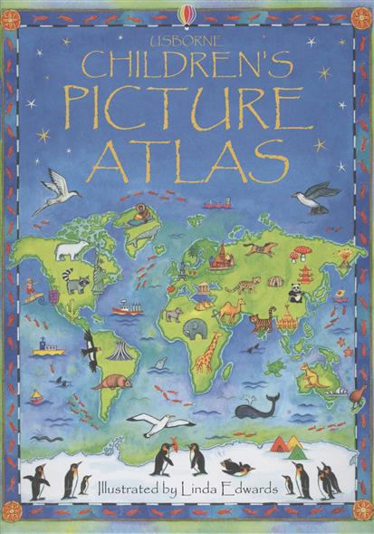 Usborne Children`s Picture Atlas