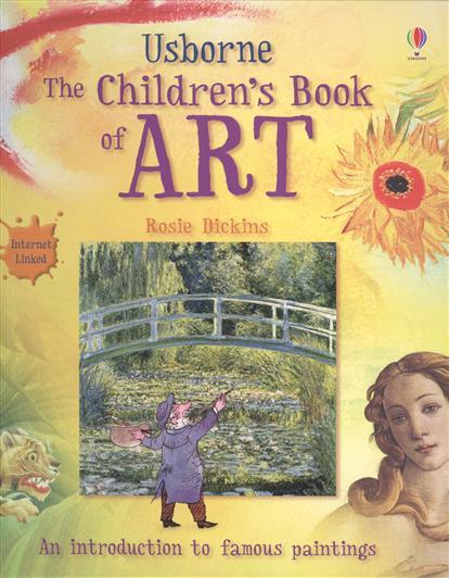The Children`s Book of Art