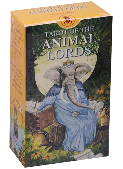 Tarot of the Animal Lords / Таро Царство Животных