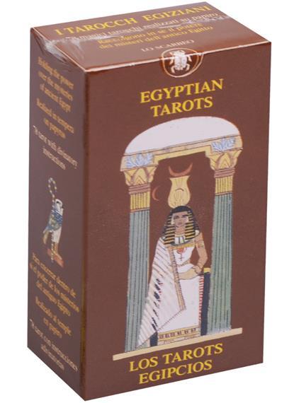 Mini Tarot Egyptian / Мини Таро Египетское