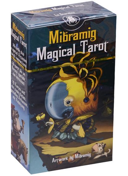 Mibramig Magical Tarot / Мибрамиг волшебное таро