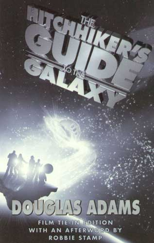 Adams The Hitchhiker's Guide to the Galaxy