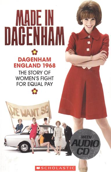 Madew in Dagenham. Level 3 (+CD)