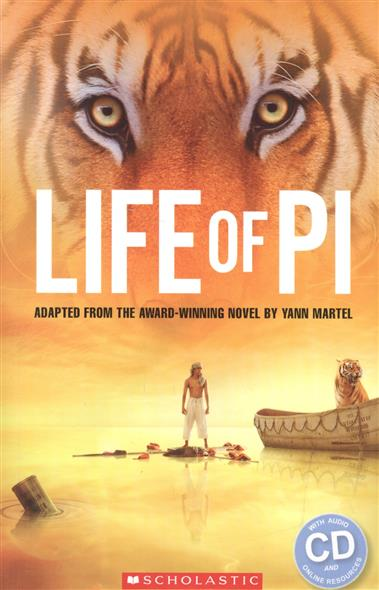 Life of Pi. Level 3 (+CD)