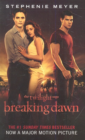 Breaking Dawn (Film Tie-in)